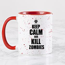 Diseño Keep calm and kill zombies