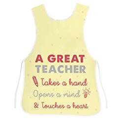 Diseño Teacher hearts