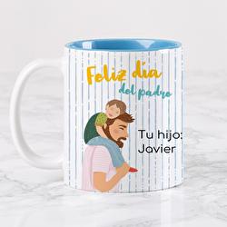 Diseño Feliz día del padre (hijo)