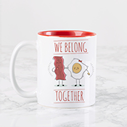 Diseño Belong together (Bacon&Egg)