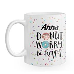 Diseño Donut worry, be happy