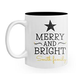 Diseño Christmas Merry and Bright