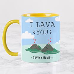 """Diseño I """"lava"""" you"""