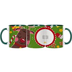 Diseño Christmas Rudolf