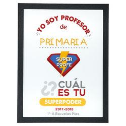 Diseño Profesor Superpoder (V)