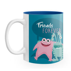 Diseño Friends forever (Monsters)