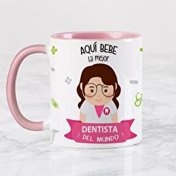 Diseño Profesion Dentista chica