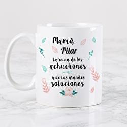 Diseño Mamá, la reina de los achuchones y soluciones
