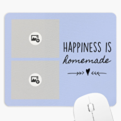 tapis de souris happy