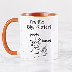 Diseño I'm the big sister