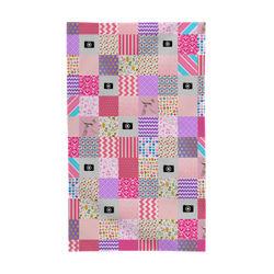 Diseño patchwork girl