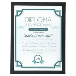 Diseño Certificado Moderno (V)