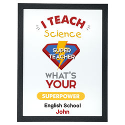 Diseño Teacher Superpower (V)