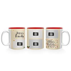 Diseño Collage Joy Xmas