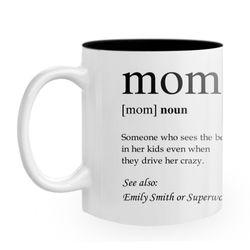 Diseño Mom definition