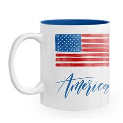 Diseño America flags