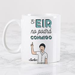 Diseño El EIR no podrá conmigo (CHICO)