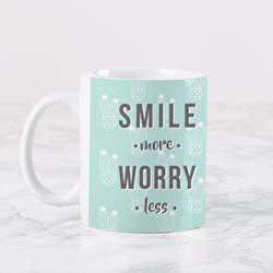 Diseño Cactus (Live more worry less)