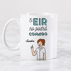Diseño El EIR no podrá conmigo (CHICA)