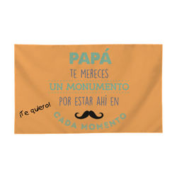 Diseño Papá monumento