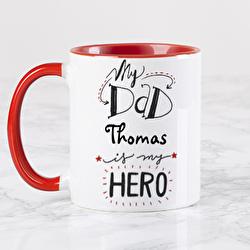 Diseño My dad is my hero