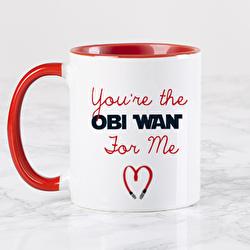 Diseño You're the Obi Wan for me
