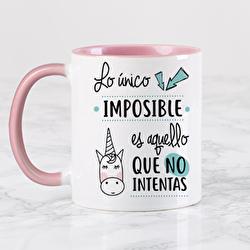 Diseño Lo único imposible es aquello que no intentas