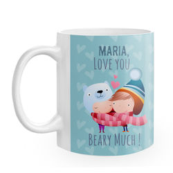 Diseño Love you beary much!