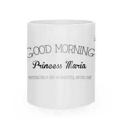 Diseño Princess GoodMorning