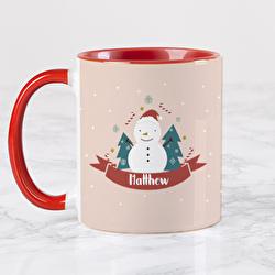 Diseño Christmas Snowman