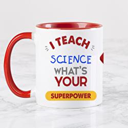 Diseño Teacher Superpower