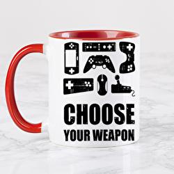 Diseño Choose you weapon