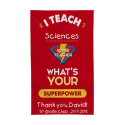 Diseño Teacher Superpower