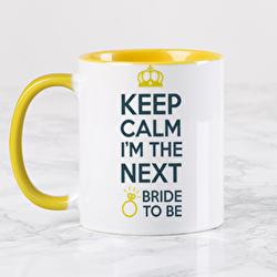 Diseño BRIDE TO BE KEEP CALM