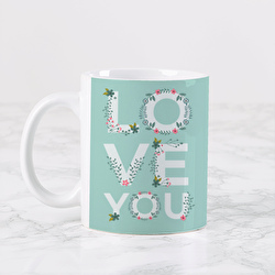 Diseño LOVE YOU