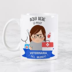 Diseño Profesión Veterinaria Chica