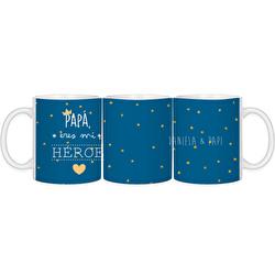 Diseño Héroe papá