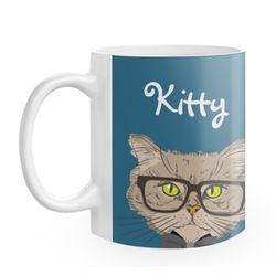 Diseño Leaning Cat