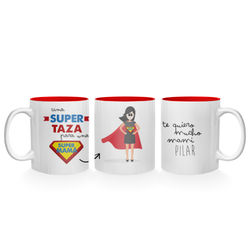 Diseño Super mamá