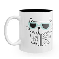 Diseño Cat World domination for cats