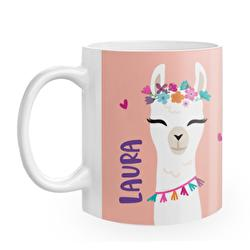 Diseño Llama in love