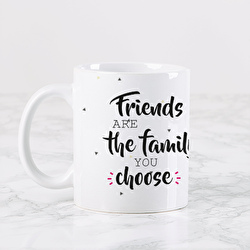 Diseño Friends, the family you choose