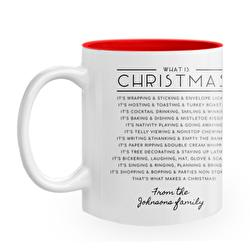 Diseño What is Christmas?