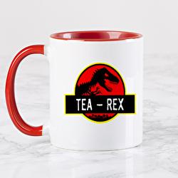 Diseño Tea-Rex