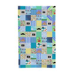 Diseño patchwork boy