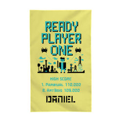 Diseño Ready Player 1